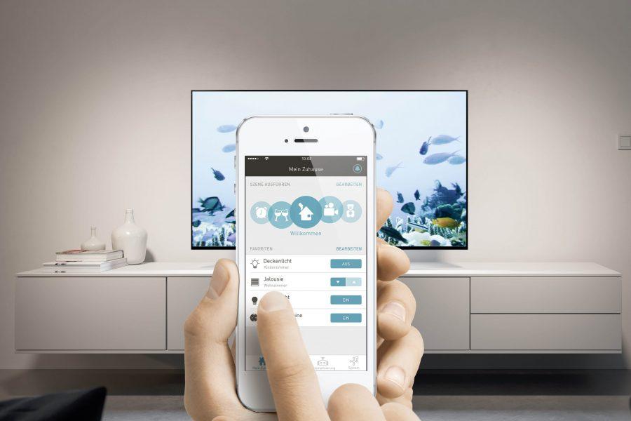 eNet-SmartHome-Anwendungsbeispiel_Spielfilmabend